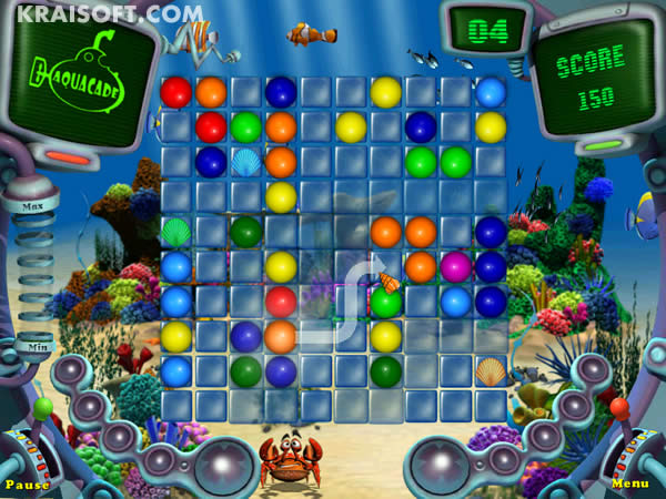 Screenshot of Aquacade