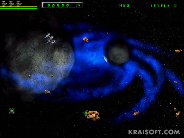 Screenshot of Trash Killer 2